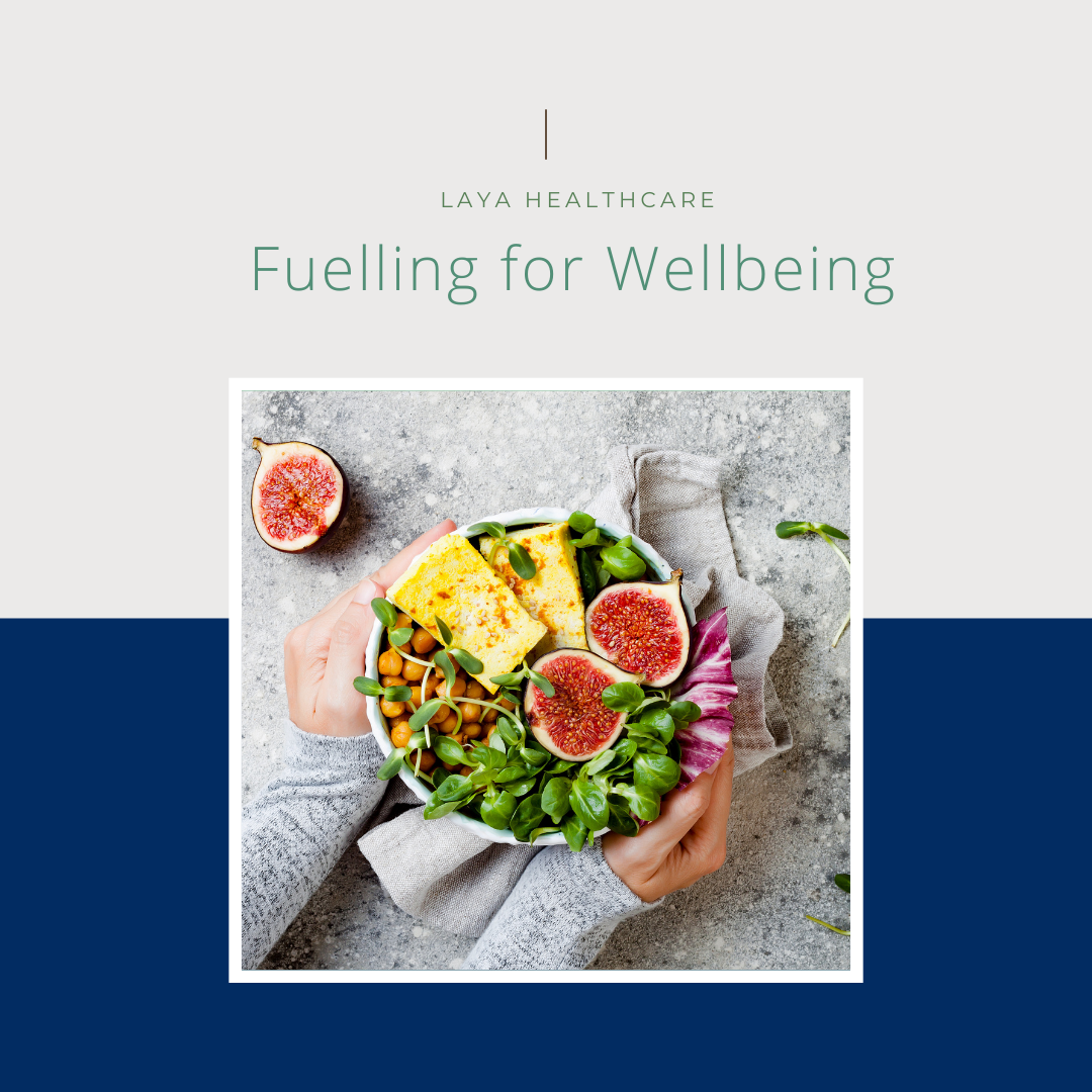 Fuelling for Wellbeing