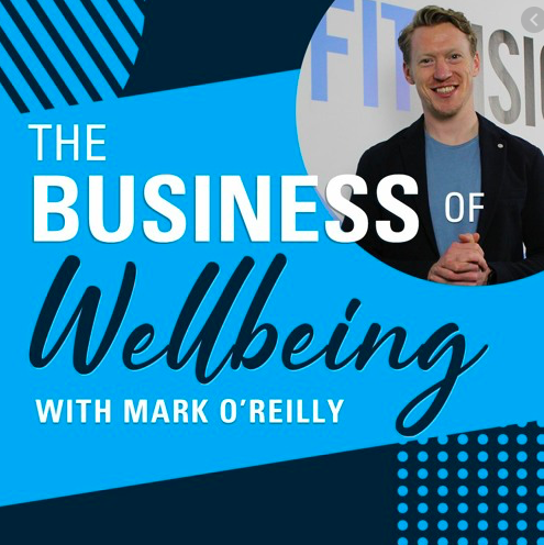 business of wellbeing podcast